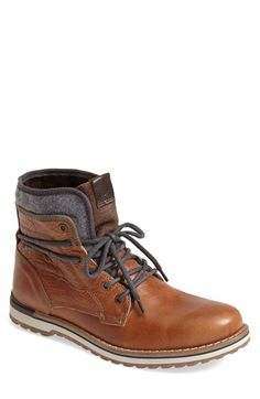 ALDO 'Popak' Plain Toe Boot (Men) available at #Nordstrom