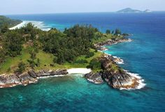Island, Seychelles