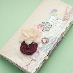 Making Memories Modern Millinery Mini Album  http://www.makingmemories.com/Products/collections/modern-millinery