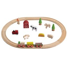Set de train Campagne - Everearth