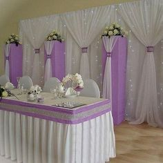 Encouraging cataloged quinceanera party decor Join the Beta Decoration Evenementielle, Backdrop Decorations, Wedding Reception Decorations, Wedding Centerpieces, Wedding Backdrops, Party Backdrops, Wedding Stage, Diy Wedding, Wedding Ceremony