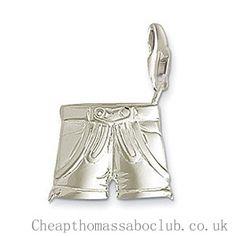 http://www.cheapsthomassoboshop.co.uk/lovely-thomas-sabo-silver-pants-white-cloth-charm-onlineshops.html  Exquisite Thomas Sabo Silver Pants White Cloth Charm Worldsale