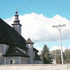#kostol #pribovce #turiec #slovakia #church