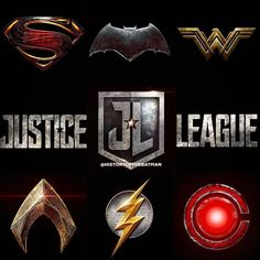 Evening Gothamites! Tons of new footage came out of Warner Bros. Hall H panel today at San Diego Comic Con, including a look at our DCEU Justice League! Here are the symbols for our heroes in the league thus far: Superman (@HenryCavill), Batman (@BenAffleck), Wonder Woman (@Gal_Gadot), Aquaman (@PrideofGypsies), The Flash (Ezra Miller) and Cyborg (@Rehsifyar)! What are your thoughts on the first teaser trailer for Zack Snyder's Justice League (check out a clip two posts back!)? Thanks for…