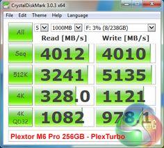 Plextor M6 PRO SSD review by KitGuru