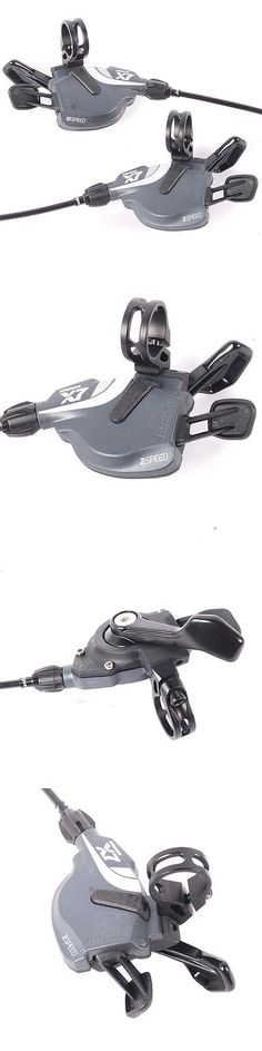 Shifters 177824: Sram X7 Mtb Shifter Set 2 X 10 Speed Trigger -> BUY IT NOW ONLY: $49.99 on eBay!