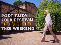 ✨Are you coming for a boogie? ✨ We'll be on Sackville St from Sat-Mon at Port Fairy Folkie this weekend! Let the good times roll #portfairyfolkfestival #pfff #folkie #bellbottoms #bells #flarestreet...