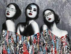 Hush - Corey Helford Gallery