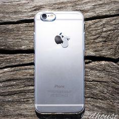 MADE IN JAPAN Soft Clear TPU Case Cute Koala for iPhone 6 & iPhone 6s