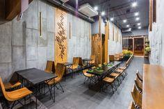 AJA Restaurant Interior Design-Chandigarh | Arch.Lab - The Architects Diary