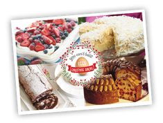 Free Christmas Baking Recipe Book.