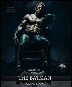 Ben Affleck... is The Batman