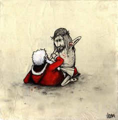 Street art by Dran