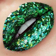 Lip Makeup Art