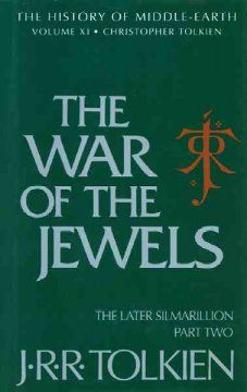 "The War of the Jewels by J.R.R. Tolkien - An analysis of Tolkien's story of Middle Earth looks at the wars of Elves and Men against Morgoth, the ""Grey Annals,"" and Beleriand geography."