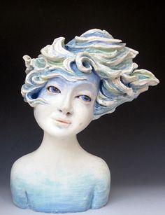 Wave Hair!  Created by Linda Fahey