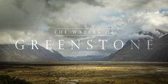 The Waters of Greenstone