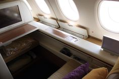 Review: Thai Airways A380 FIRST Paris - Bangkok - http://youhavebeenupgraded.boardingarea.com/2016/07/review-thai-airways-a380-first-paris-bangkok/