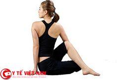 Tập Yoga hỗ trợ điều trị bệnh thoái hóa đốt sống cổ cực hiệu quả