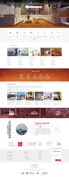 Eren Template is PSD Multi-purpose Ecommerce Template. All Layers and Groups are organized properly, So it takes you a moment to find necessary layer and edit it. It is a modern and clean PSD templ... #webdesign #uidesign #psd