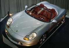 Porsche BOXSTER ORIGINAL CONCEPT CAR