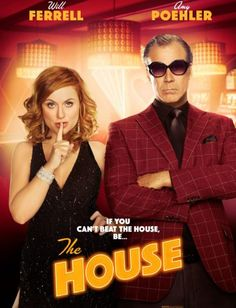 Rent The House starring Will Ferrell and Amy Poehler on DVD and Blu-ray. Get unlimited DVD Movies & TV Shows delivered to your door with no late fees, ever. Hd Movies Online, New Movies, Movies To Watch, Good Movies, 2017 Movies, Movies Free, Film 2017, 3 Online, Film Watch