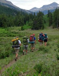 The Huckleberry Hiker: Top Ten Items to have on a Day Hike