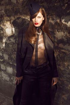 Emily DiDonato by Alexander Neumann for Vogue Mexico #sheer