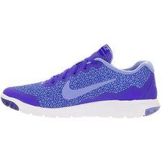 Nike Flex Experience Run 4 Premium Womens 749177-403 Blue Running Shoes Size 7.5
