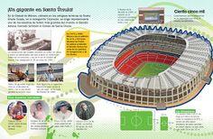 Chapter 6: Mexico City's soccer stadium infografía