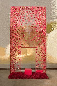 Artist  Saale Halla, Estonia ::  Candle Holder, Fleur Creativ international competition 2010