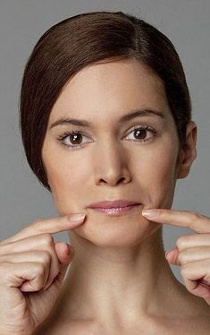ultimate facercise: Forget Botox, nips and tucks. in just six days you can get a younger, firmer face - naturally The ultimate facercise: Forget Botox. in just six days you can get a firmer face naturally Facial Yoga, Facial Massage, Facial Muscles, Beauty Care, Diy Beauty, Beauty Hacks, Beauty Skin, Face Exercises, Beauty Secrets