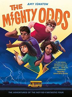 A bus crash suddenly gives four ordinary middle schoolers very odd powers: nerdy Nick can teleport...four inches to his left; outcast Farshad has super strength...in his thumbs; artist Martina can change her eye color; popular girl Cookie can read minds, but only when those minds are thinking about directions. Though they normally wouldn't be caught dead in the same group text, these reluctant heroes must pool their powers to figure out what happened to them and, more urgently, to their...