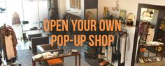 How to Open a Pop-Up Shop in 5 Easy Steps
