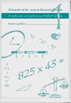 """Modelos de Pruebas de Competencia Matemática, publicadas por el Ministerio de Educación, de la """"Evaluación individualizada de 3º curso de Primaria"""" que se aplicará en España el presente curso con motivo de la entrada en vigor de la LOMCE."""