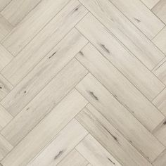 Luxury Vinyl Tile Valley Mist Rigid Core Vinyl Herringbone - Foam Back Luxury Vinyl Flooring, Luxury Vinyl Plank, White Vinyl Flooring, Flooring Options, Flooring Ideas, Ash Flooring, Waterproof Flooring, Vinyl Tiles, Floor Decor
