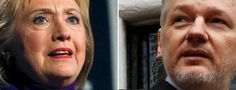 Julian Assange Promises to Kick Out Hillary Clinton from Presidential Race…