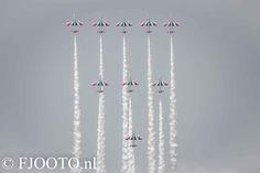 Airshow Belgium, Frecce Tricolori