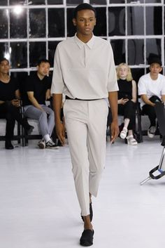 N.Hoolywood Spring/Summer 2016 Menswear Collection | British Vogue