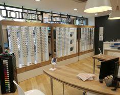 Agencement du magasin d'optique Quiniou (67) photo 1