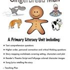 This FREE Gingerbread Man unit builds reading comprehension skills while allowing students to have fun with literacy. A range of activities, including drama and singing, are provided to help you cater to the different needs in your classroom. Kindergarten Language Arts, Kindergarten Reading, Teaching Plan, Teaching Ideas, Gingerbread Man, Gingerbread Village, Reading Comprehension Skills, Readers Theater, Classroom Fun
