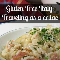 Gluten-Free Italy tips
