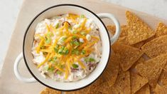 This skillet dip has it all! A creamy chicken dip with a spicy kick gets surrounded by cheese-stuffed sweet Hawaiian biscuits and baked—it's so easy, the hardest part about making it is waiting for it to come out of the oven! Appetizer Dips, Appetizer Recipes, Dinner Recipes, Dip Recipes, Cooking Recipes, Chicken Recipes, Crack Dip, Christmas Appetizers, Christmas Potluck