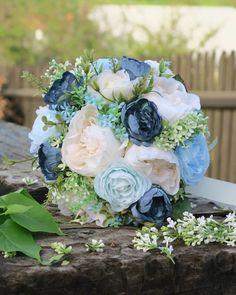 umělá látková svatební kytice Floral Wreath, Sky, Wreaths, Table Decorations, Home Decor, Heaven, Homemade Home Decor, Flower Crowns, Door Wreaths