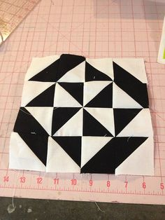 61 - Farmer's Wife Quilt Block with Tutorial.