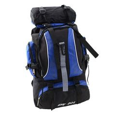 60L Outdoor Backpack for Hiking, Climbing, Travel
