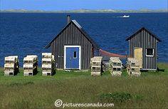 Canada, Quebec, les iles de la Madeleine