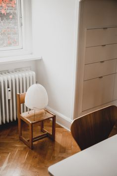 The White Room: Thomas and Lasse's Vesterbro Apartment