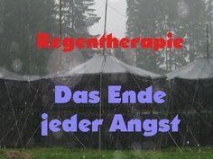 Das Ende JEDER Angst - Regentherapie zum Einschlafen