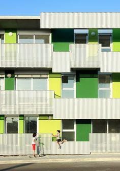 Santa Eugenia de Berga Social Housing